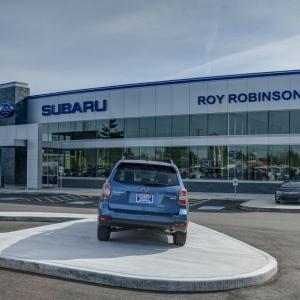 Roy Robinson Subaru