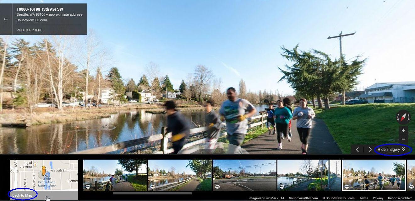 A Google Maps Views Photosphere