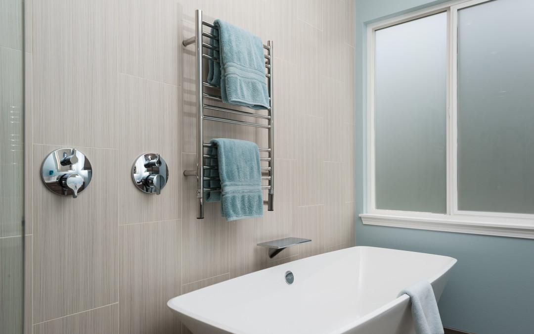 Custom Bathroom | Auburn Real Estate Photography