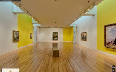 Frye Art Museum Uses Google Maps Business View to Promote the #SocialMedium Exhibit
